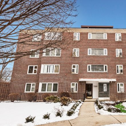 Rent this 1 bed condo on 7206 Oak Avenue in Oak Park, IL 60305