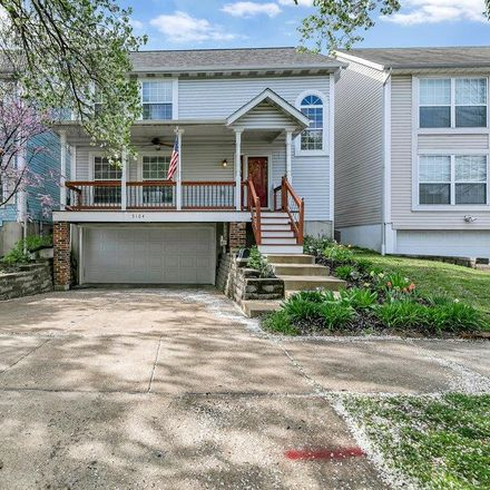 Rent this 3 bed house on 5104 Bischoff Avenue in City of Saint Louis, MO 63110