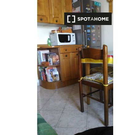 Rent this 1 bed room on unnamed road in 00156 Rome RM, Italy
