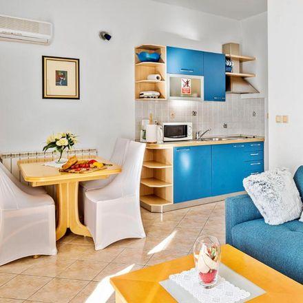 Rent this 1 bed apartment on Barun in 6107, 22108 Šibenik