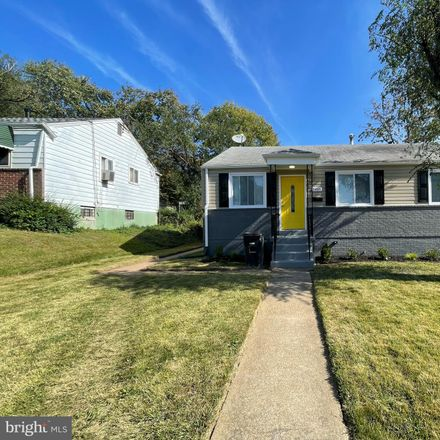Rent this 4 bed house on 5405 Morton Place in Riverdale Park, MD 20737