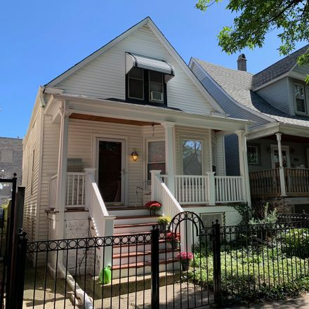 Rent this 4 bed house on North Saint Louis Avenue in Chicago, IL 60618