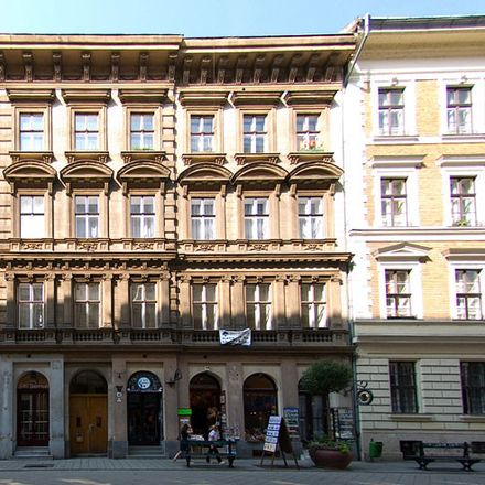 Rent this 2 bed apartment on Budapest in Váci u. 45, 1056 Hungary