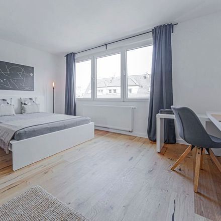 Rent this 1 bed apartment on Gladbacher Straße 56 in 40219 Dusseldorf, Germany