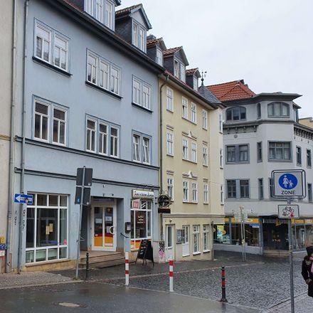 Rent this 3 bed apartment on Istanbul Döner in Hünersdorfstraße, 99867 Gotha