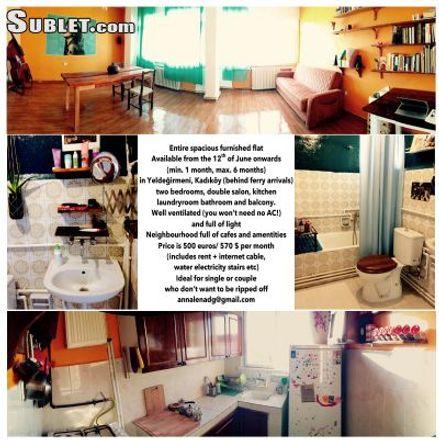 Rent this 2 bed apartment on Oktay Tekel in Duatepe Sokağı, 34716 Kadıköy