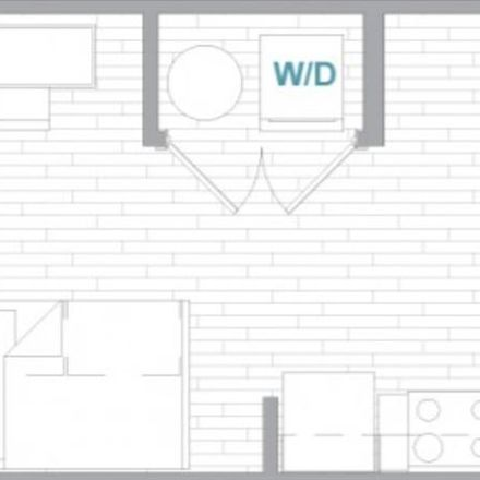 Rent this 1 bed apartment on Landmark in College Avenue, College Park