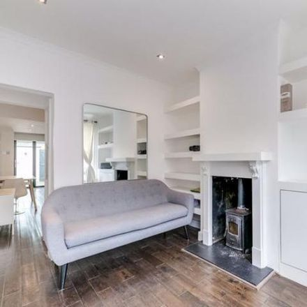 Rent this 3 bed house on Longfield Street in London SW18 5RQ, United Kingdom