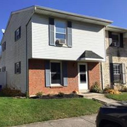Rent this 3 bed townhouse on 108 Pheasant Court in Hamburg, PA 19526