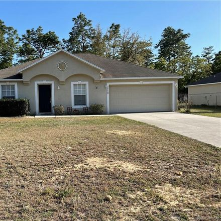 Rent this 3 bed house on W Newbury St in Dunnellon, FL