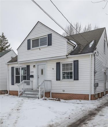 Rent this 3 bed house on Rockside Rd in Maple Heights, OH