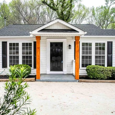 Rent this 2 bed house on 404 Ligon Street in Greenville, SC 29605