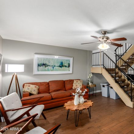 Rent this 2 bed townhouse on West Elm Street in Phoenix, AZ 85015