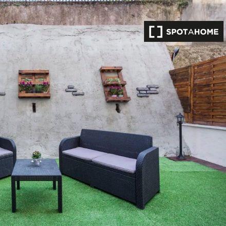 Rent this 2 bed apartment on Via Attilio Hortis in 00177 Rome Roma Capitale, Italy