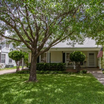 Rent this 3 bed apartment on 1628 South Madison Street in San Angelo, TX 76901