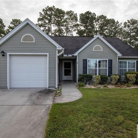 Rent this 3 bed house on 80 Hamilton Grove Drive in Pooler, GA 31322