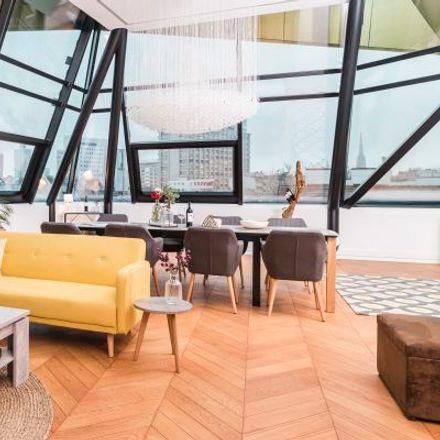 Rent this 5 bed apartment on Krummbaumgasse 1 in 1020 Vienna, Austria