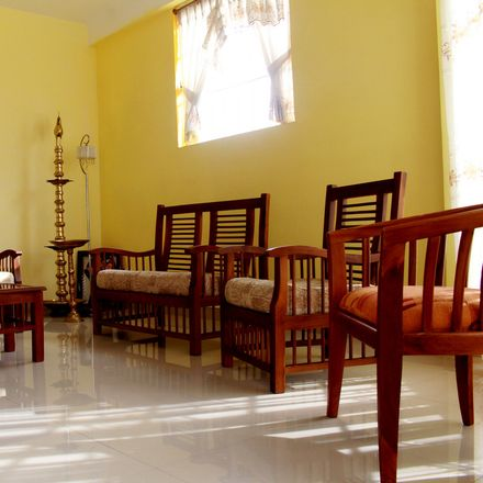 Rent this 3 bed duplex on Forest view homestay in Dharmashoka Mawatha, Lewella Junction