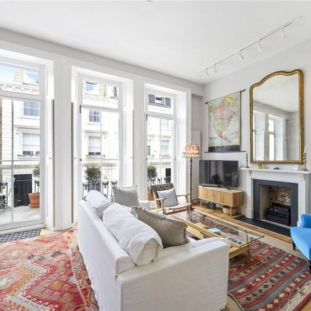 Rent this 3 bed apartment on 19-21 Westbourne Gardens in London W2 5NR, United Kingdom