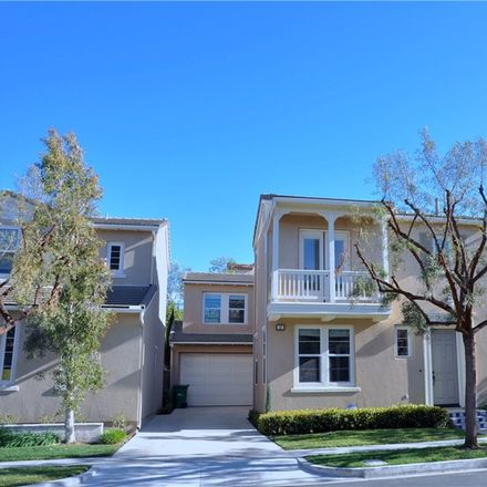 Rent this 4 bed house on 12 Honeydew in Irvine, CA 92603