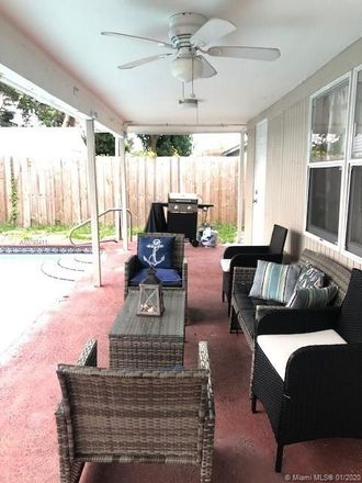 Rent this 4 bed house on 6150 Harding Street in Hollywood, FL 33024
