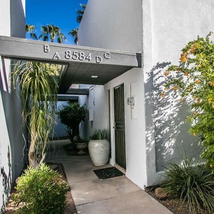 Rent this 2 bed townhouse on East Indian School Road in Scottsdale, AZ 85251