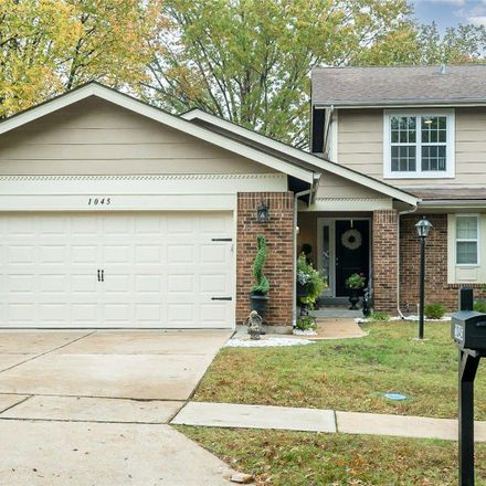 Rent this 4 bed house on 1045 Ridgeway Meadow Drive in Ellisville, MO 63021
