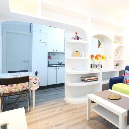 Rent this 2 bed apartment on Gran Vía de San Francisco in 28001 Madrid, Spain