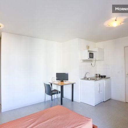 Rent this 1 bed apartment on 82 Rue des Docteurs Charcot in 42100 Saint-Étienne, France