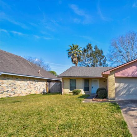Rent this 3 bed house on Enchanted Cir W in Houston, TX