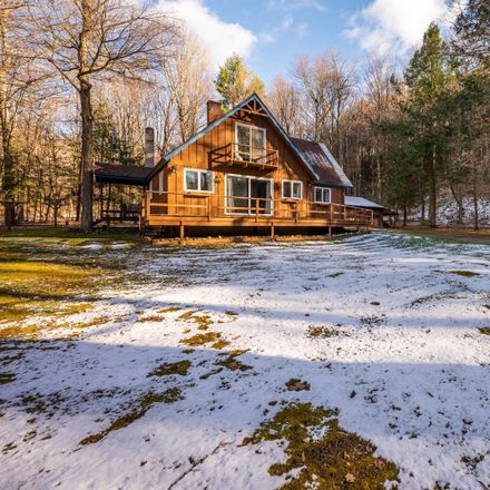 Rent this 3 bed house on 357 Arch Bridge Road in Pulvers, NY 12075