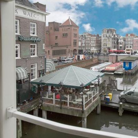 Rent this 3 bed apartment on Warmoesstraat in 52F, 1012 JG Amsterdam
