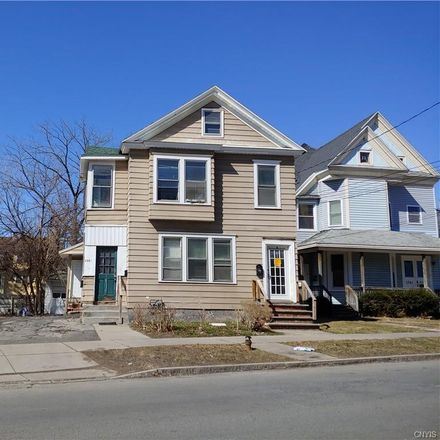 Rent this 1 bed apartment on 1339 Butternut Street in Syracuse, NY 13208