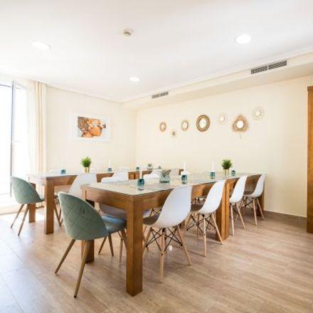 Rent this 2 bed apartment on Mercado de Santa María de la Cabeza in Calle de Martín Soler, 28001 Madrid