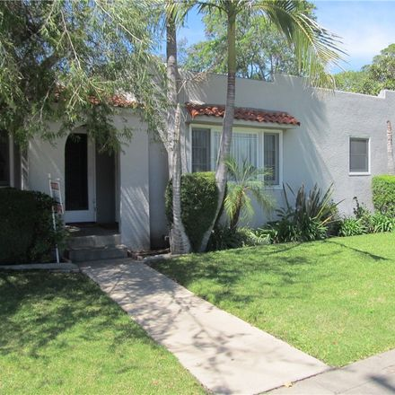 Rent this 2 bed house on E Palm Ave in Orange, CA