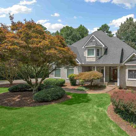 Rent this 7 bed house on Osprey Pointe in Woodstock, GA