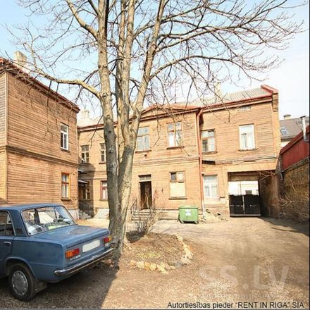 Rent this 1 bed apartment on Matīsa iela 79 in Riga, LV-1009