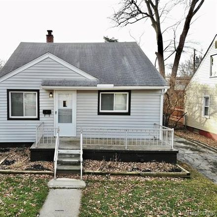 Rent this 2 bed house on 658 Lebaron Avenue in Pontiac, MI 48340
