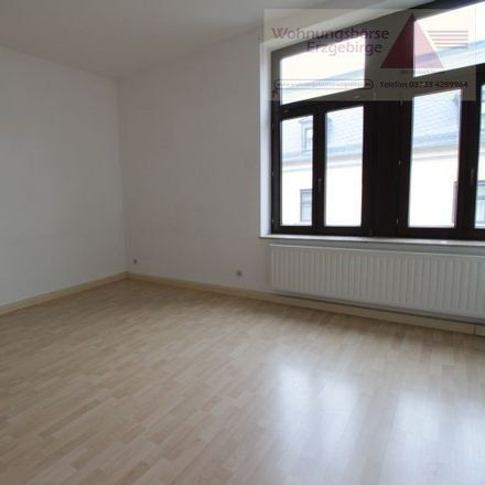 Rent this 2 bed apartment on Landratsamt Erzgebirgskreis in Wettinerstraße 61, 08280 Aue-Bad Schlema