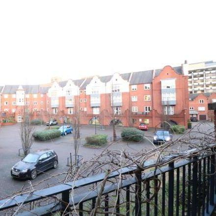Rent this 1 bed apartment on 28-31 Sheepcote Street in Birmingham B16 8JZ, United Kingdom