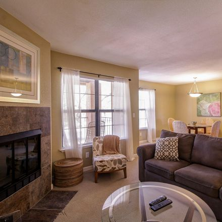 Rent this 1 bed condo on North Campbell Avenue in Tucson, AZ 85718-5731