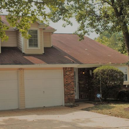 Rent this 2 bed house on 13304 Wood Chapel Drive in Chesterfield, MO 63141