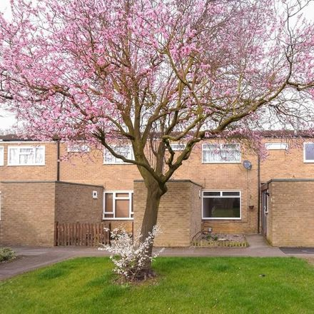 Rent this 3 bed house on Southwark Close in Stevenage SG1 4PG, United Kingdom
