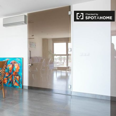 Rent this 2 bed apartment on Carrer d'Antonio Ponz in 55, 46011 Valencia