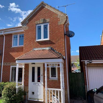 Rent this 3 bed house on Jacobs Meadow in Portishead BS20, United Kingdom