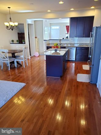 Rent this 4 bed townhouse on 7204 Black Creek Lane in Ballenger Creek, MD 21703
