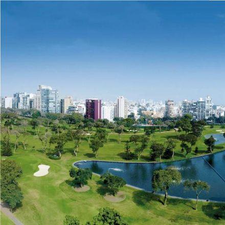 Rent this 0 bed apartment on Lima Golf Club in Santo Toribio Avenue, San Isidro