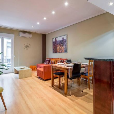 Rent this 1 bed apartment on Calle de las Fuentes in 5, 28013 Madrid