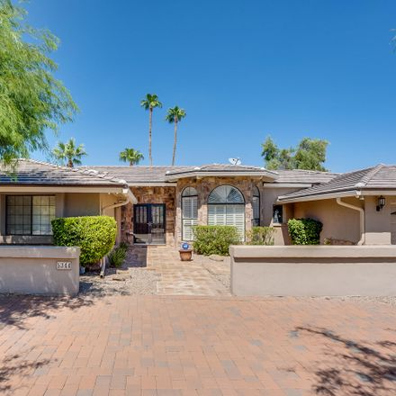 Rent this 4 bed house on East Paradise Drive in Scottsdale, AZ 85254-3433