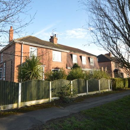 Rent this 3 bed house on Lancaster Avenue in Doncaster DN3 1NG, United Kingdom